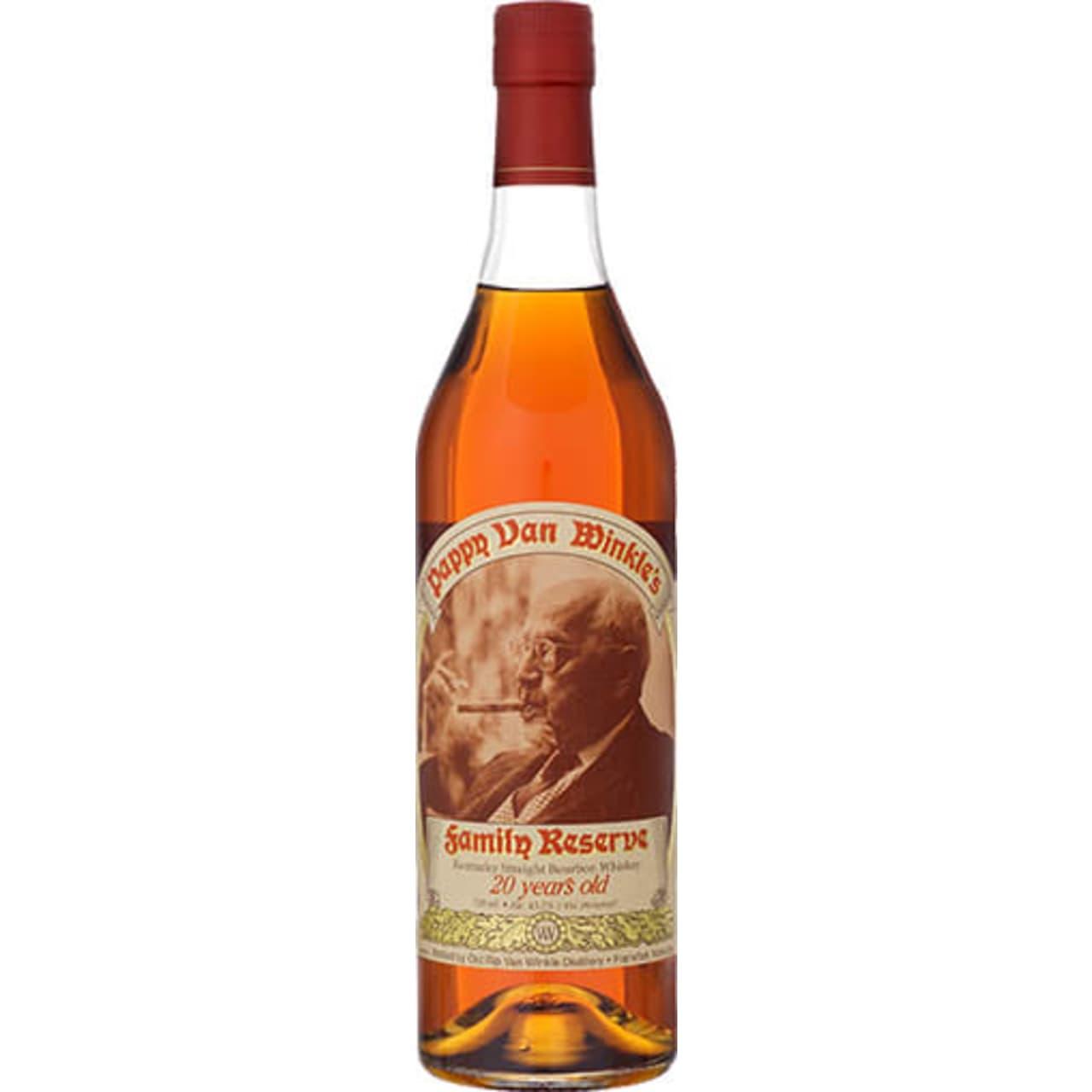 Product Image - Pappy Van Winkle's Family Reserve 20yo Bourbon