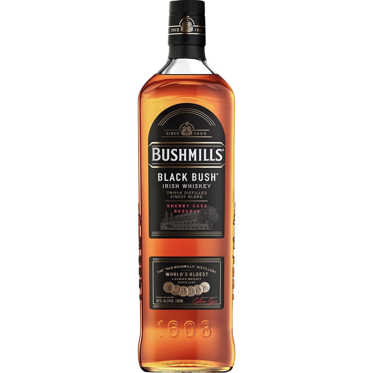 Product Image - Bushmills Black Bush Whiskey