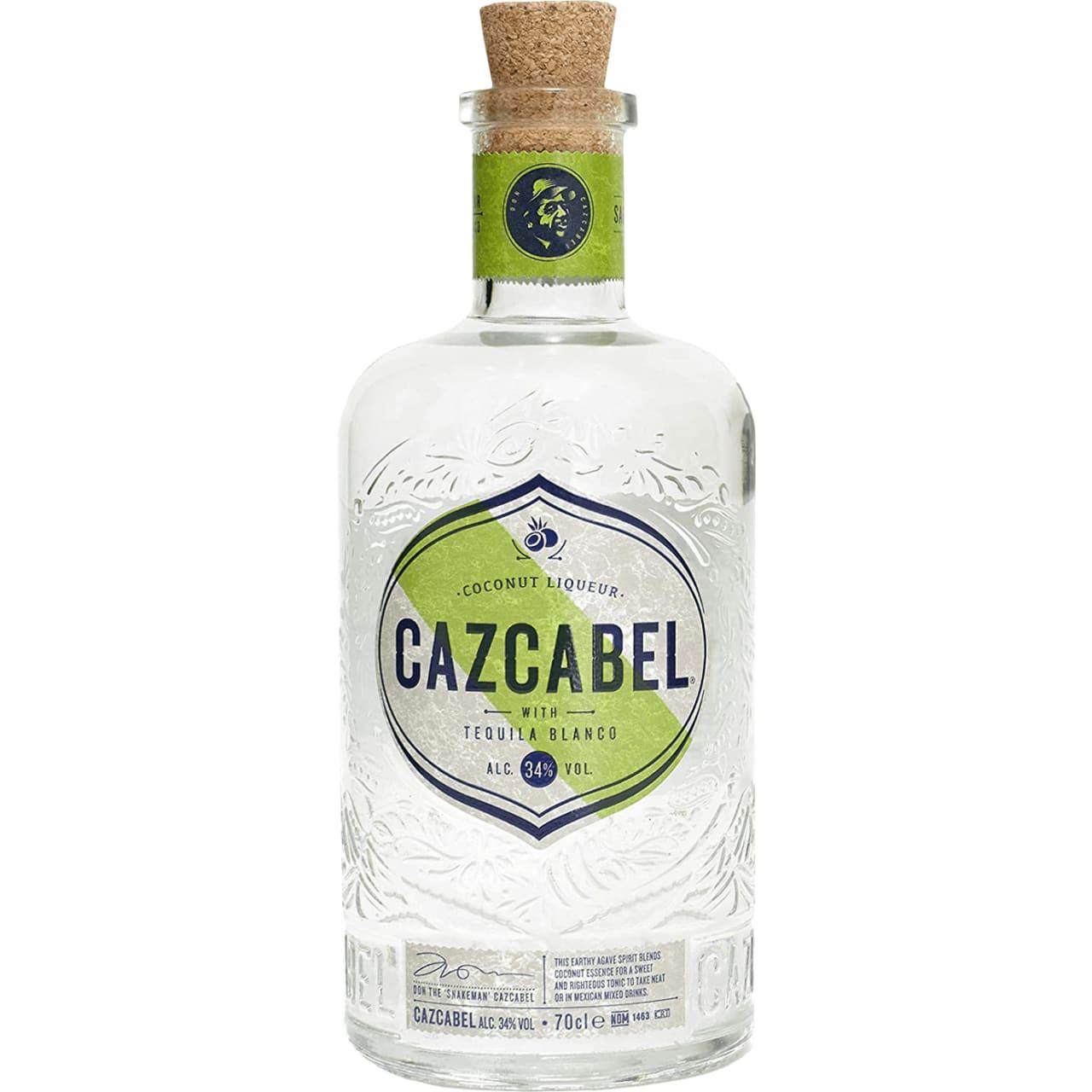 Product Image - Cazcabel Coconut Tequila Liqueur