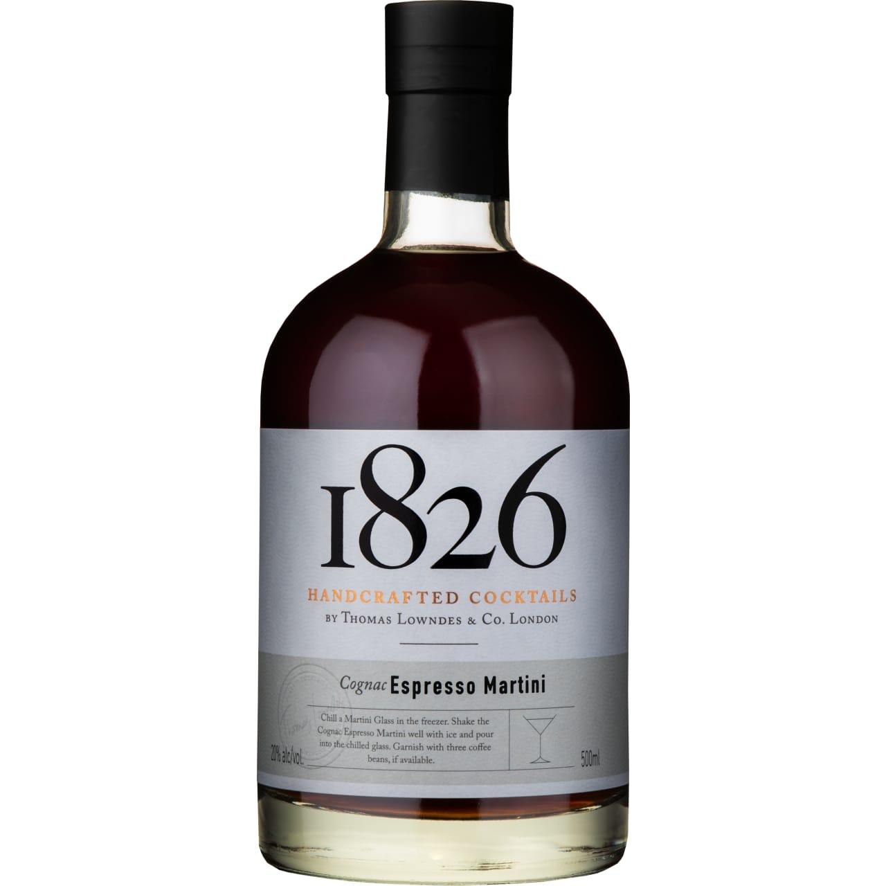 Product Image - 1826 Espresso Martini