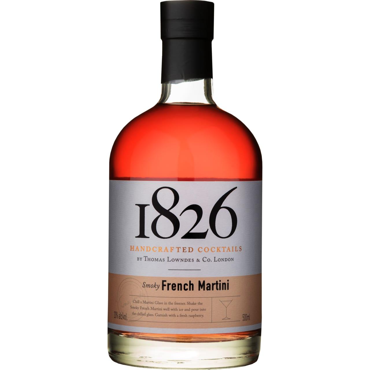 Product Image - 1826 Smoky French Martini