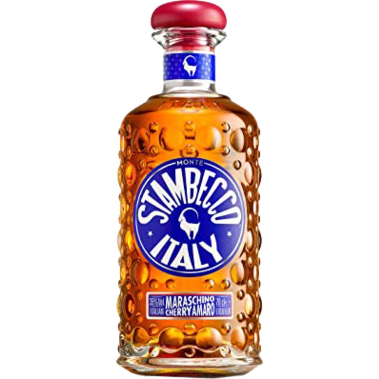Product Image - Stambecco Maraschino Cherry Amaro