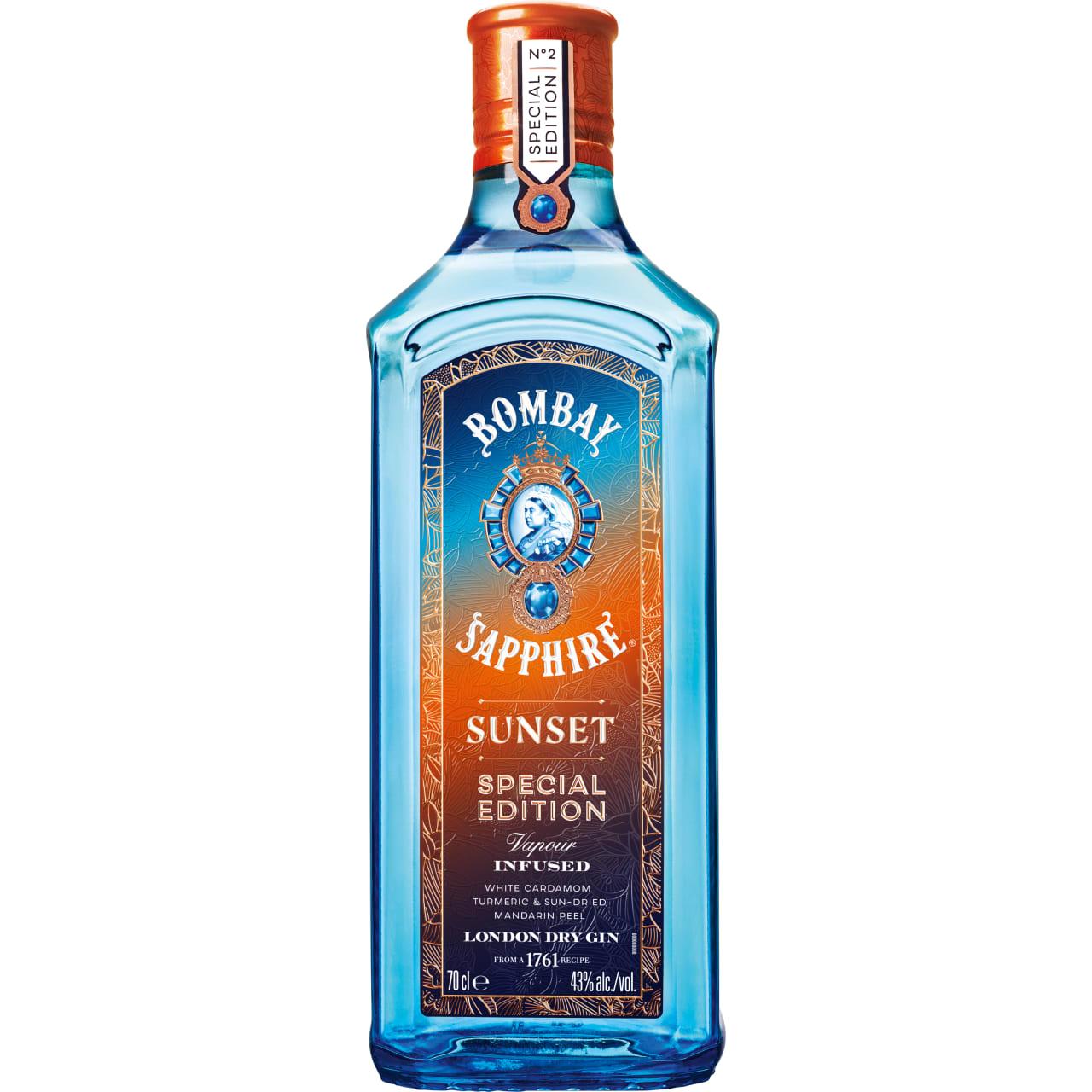 Product Image - Bombay Sapphire Sunset Gin