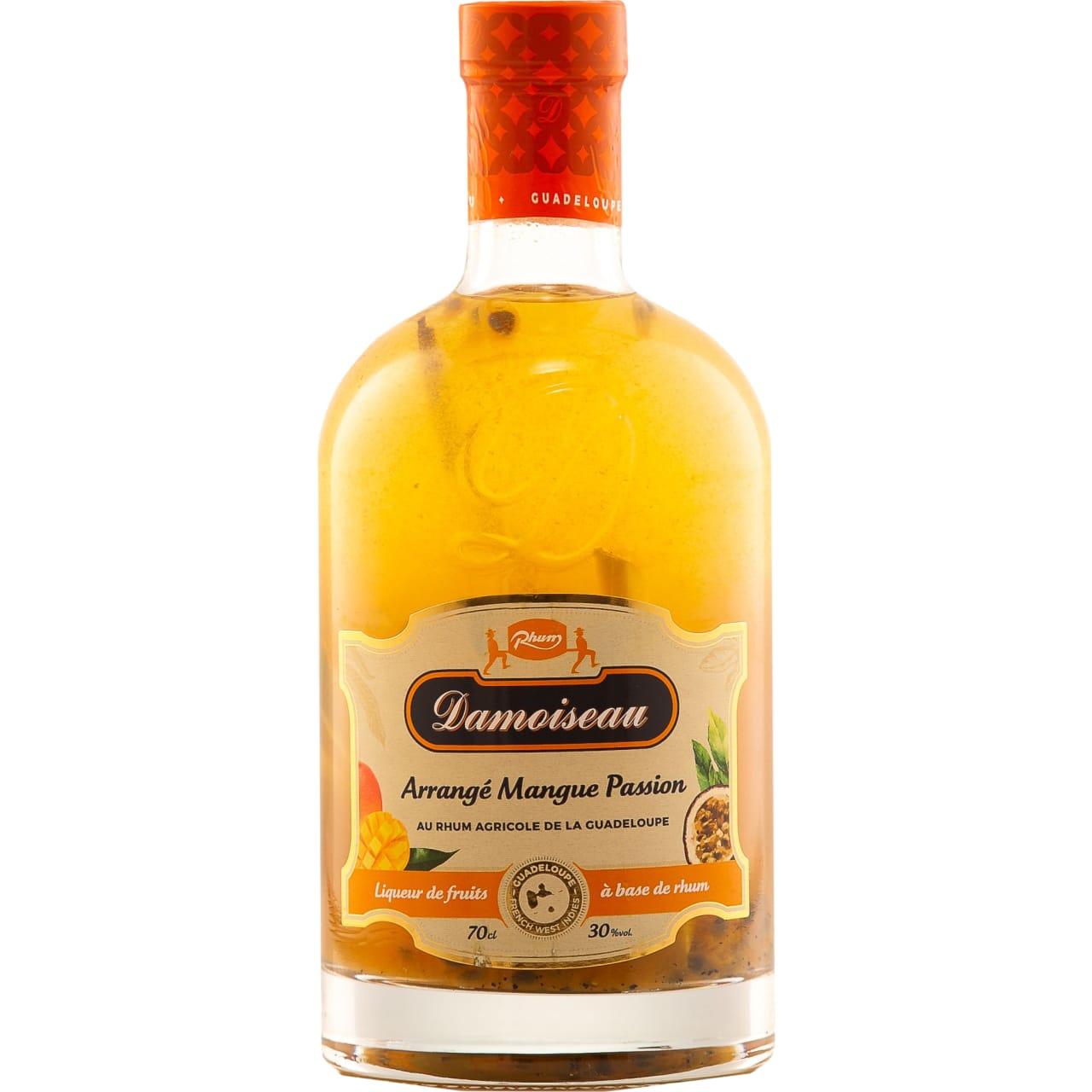 Product Image - Damoiseau Les Arrangés Mango & Passion fruit Rum