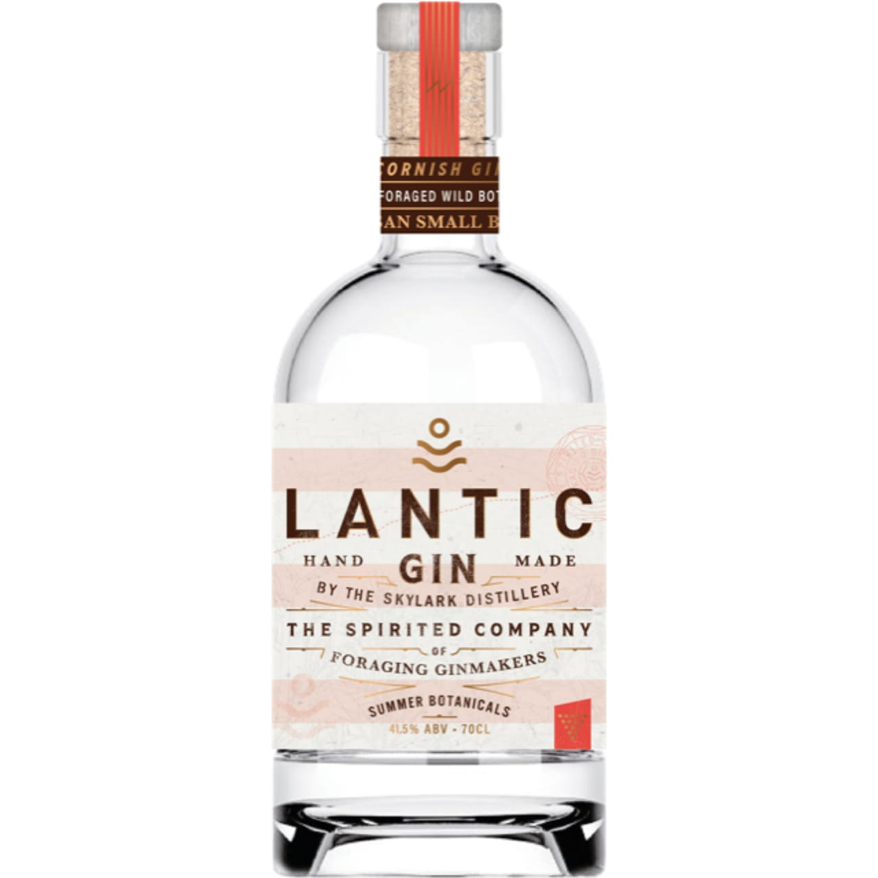 Product Image - Lantic Summer Foraged Gin