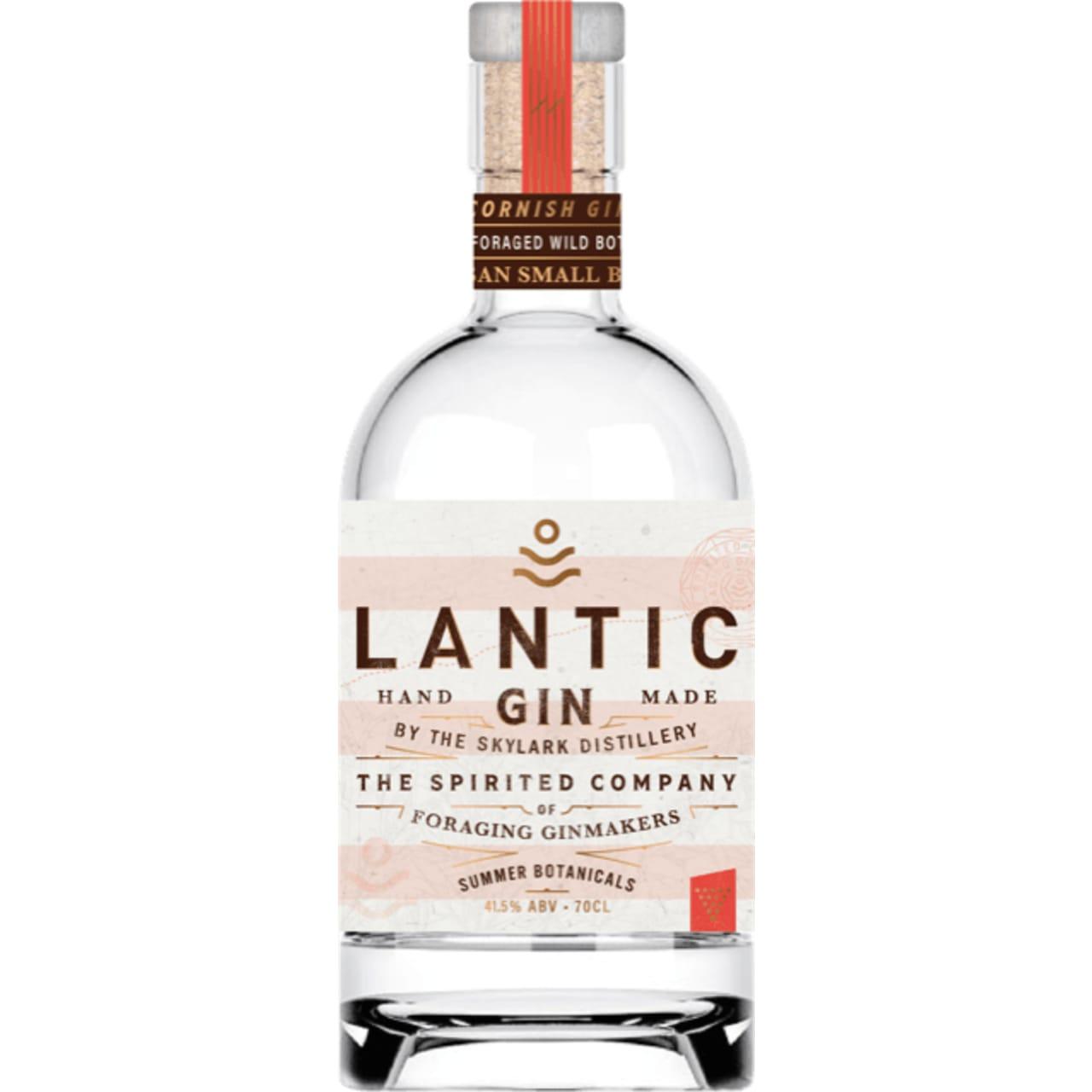 Product Image - Lantic Summer Foraged Gin