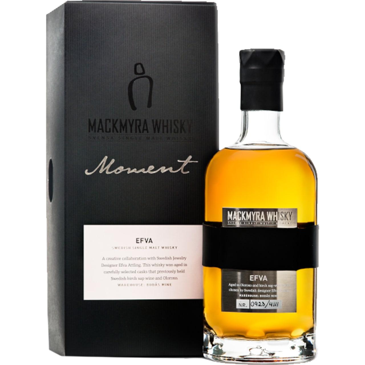 Product Image - Mackmyra Moment - Efva Whisky