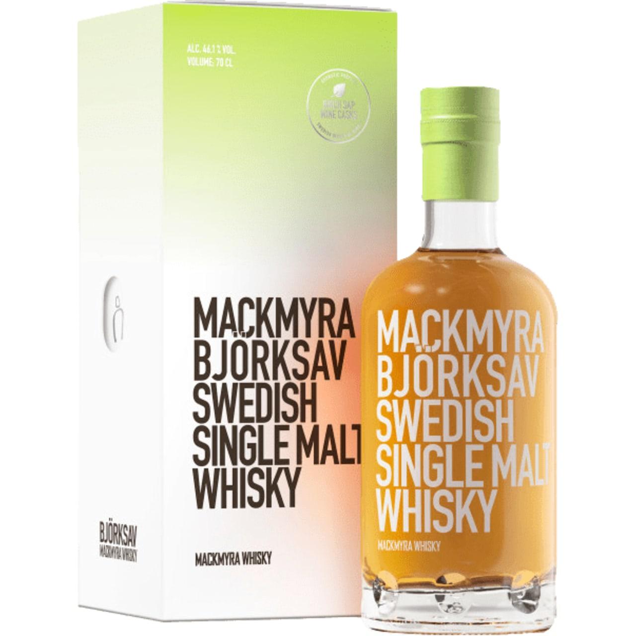 Product Image - Mackmyra Seasonal - Björksav Whisky