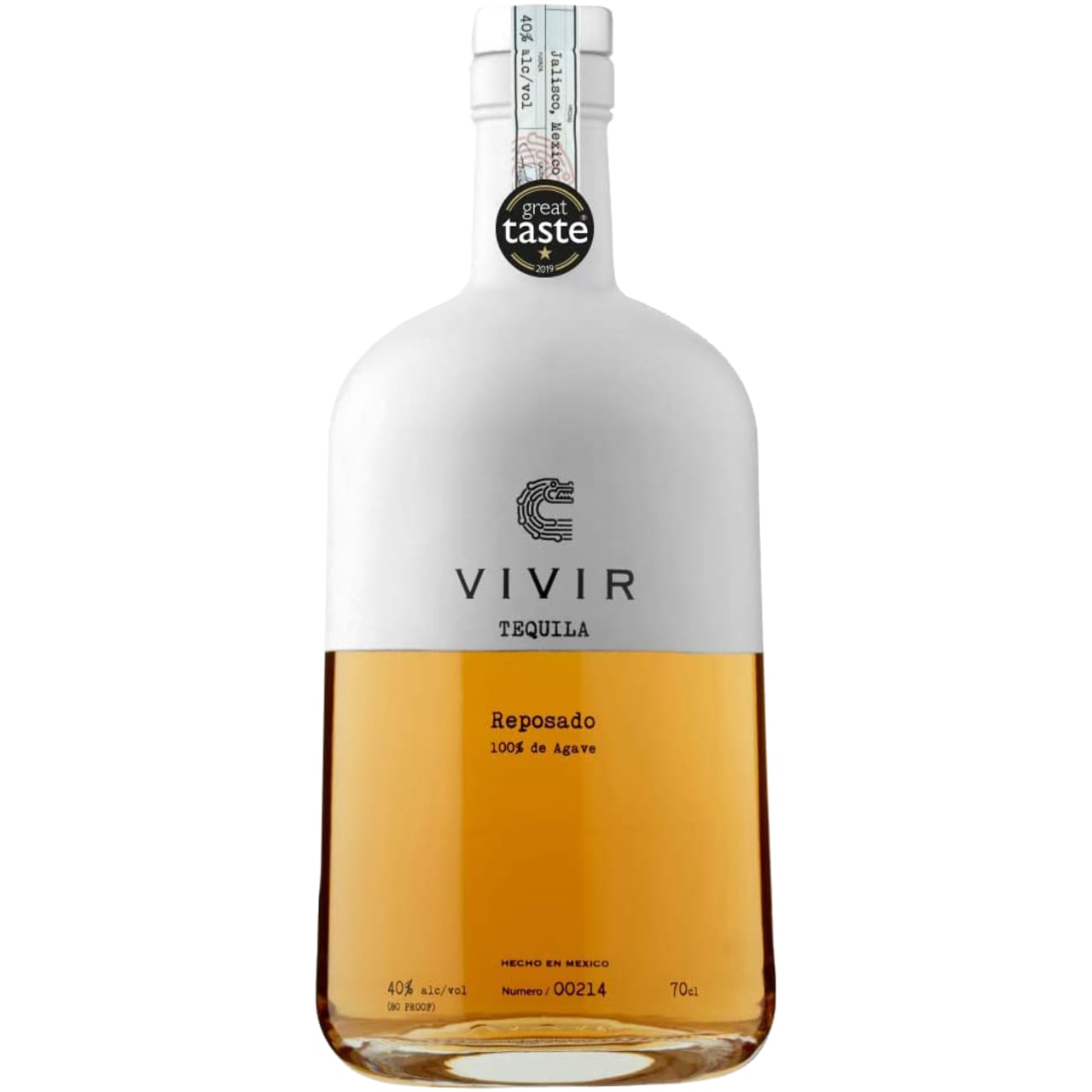 Product Image - Vivir Tequila Reposado