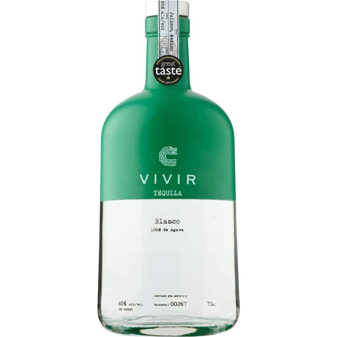 Product Image - Vivir Tequila Blanco