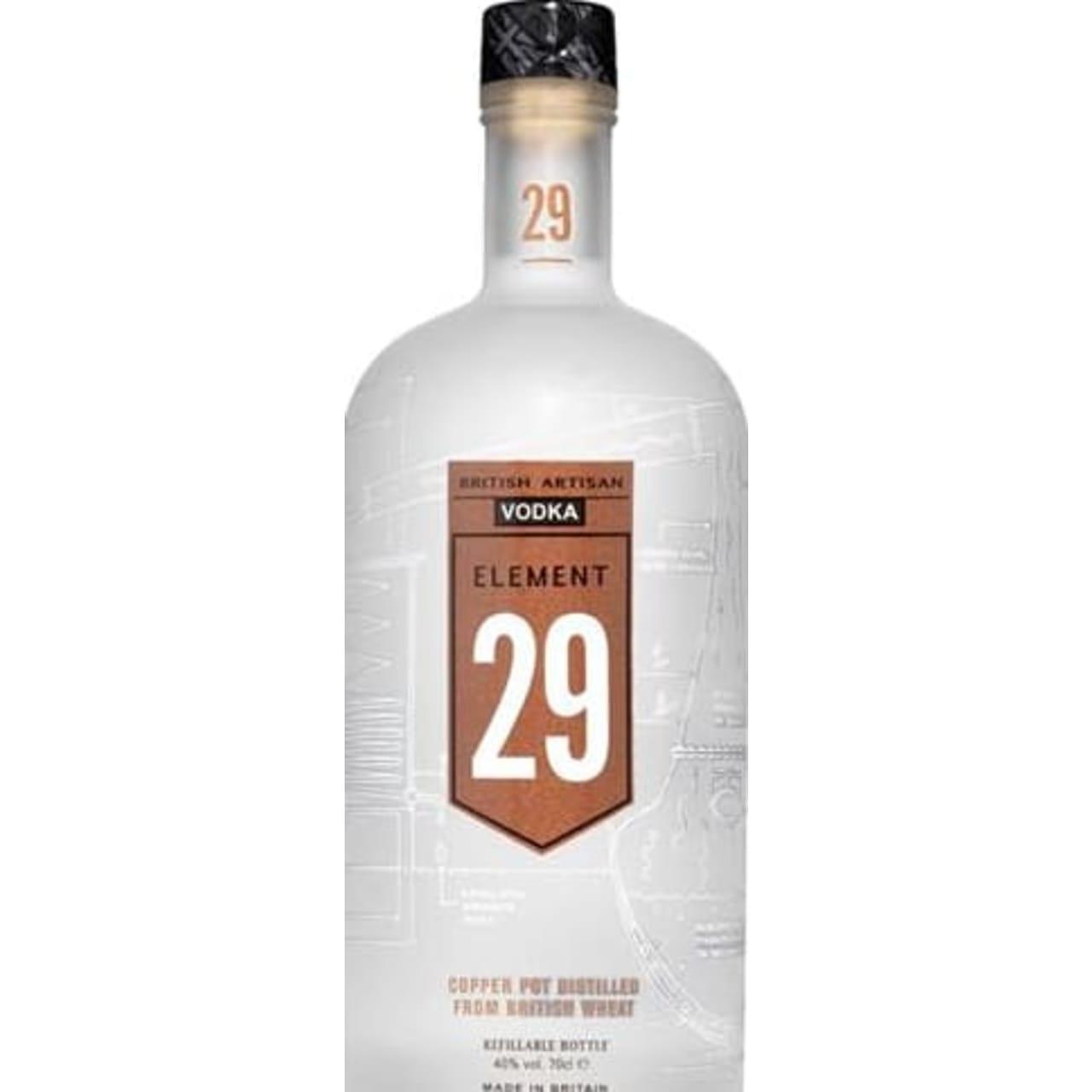 Product Image - Element 29 Vodka