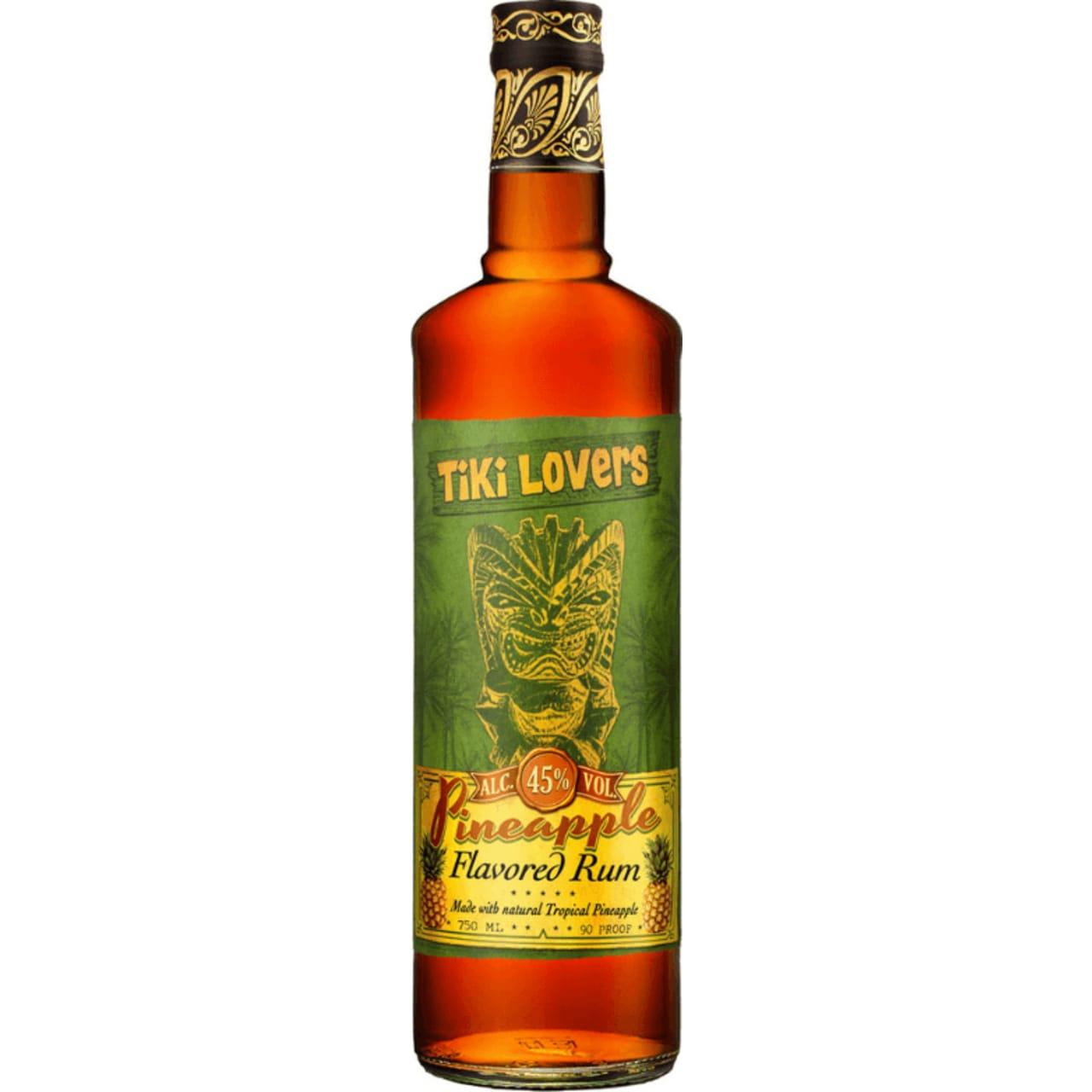 Product Image - Bitter Truth Tiki Lovers Pineapple Rum