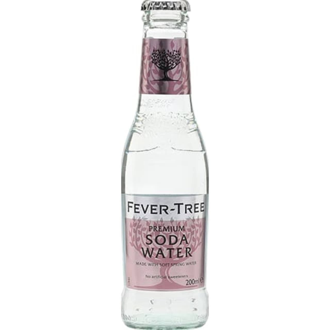 Product Image - Fever-Tree Spring Soda Water Pack of 12