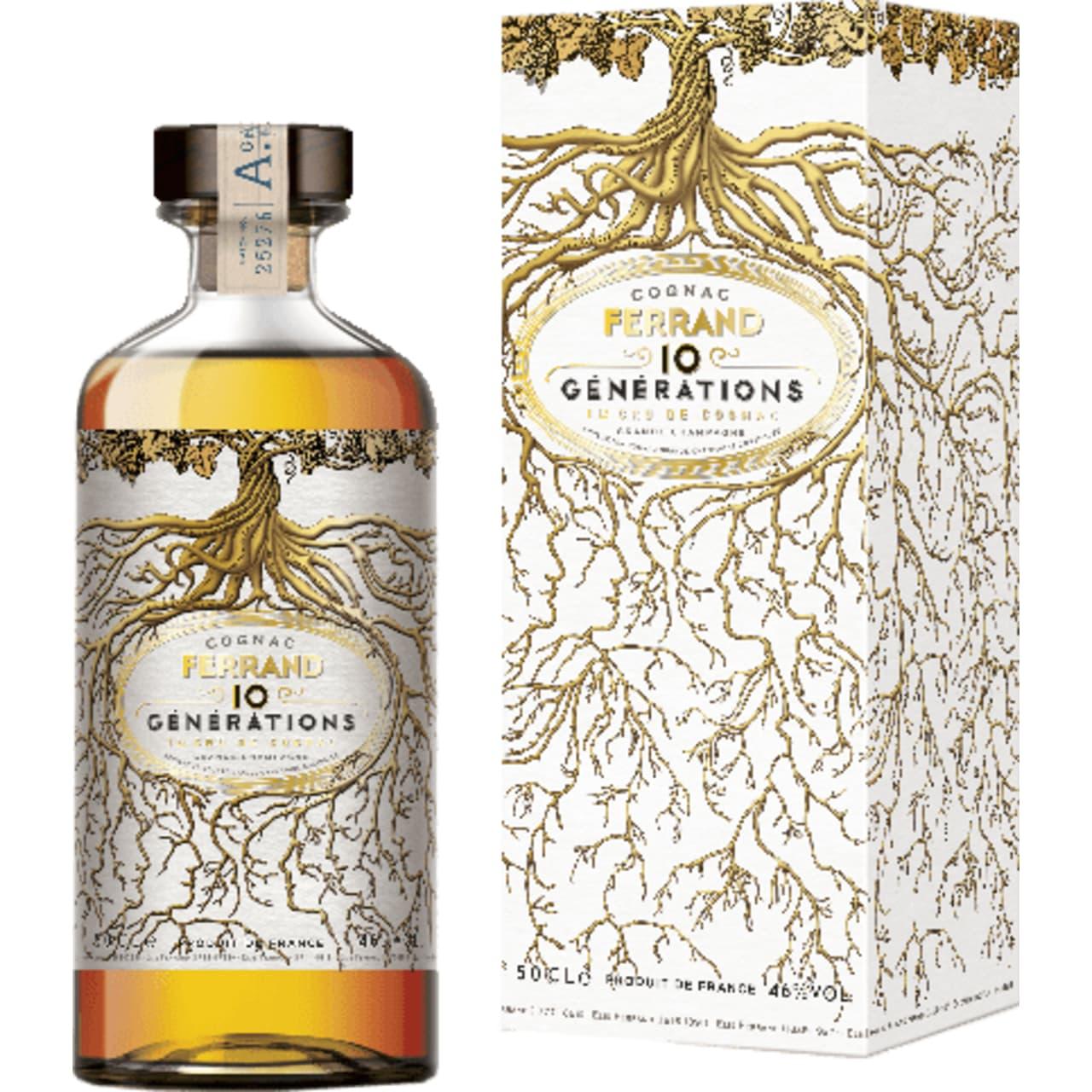 Product Image - Pierre Ferrand 10 Generations Cognac