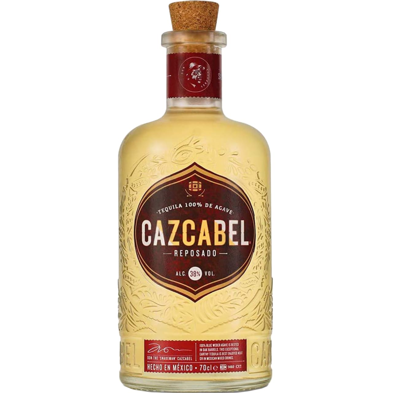 Product Image - Cazcabel Reposado Tequila