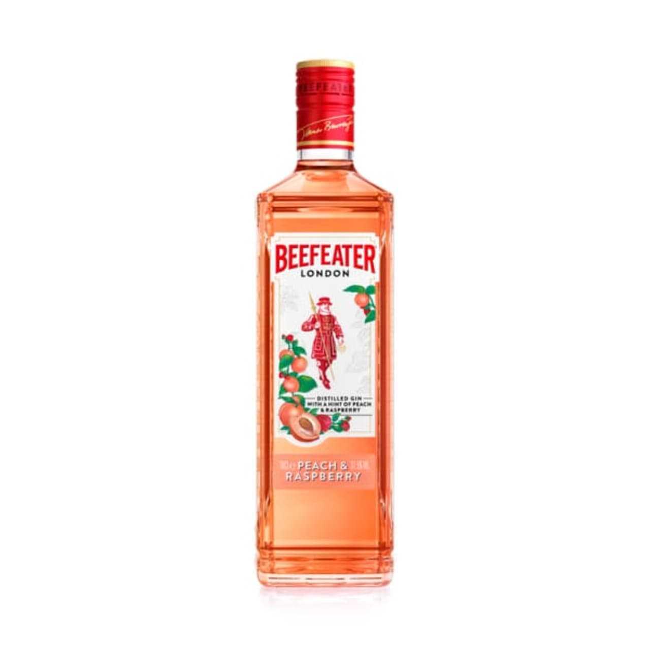 Product Image - Beefeater Peach & Raspberry