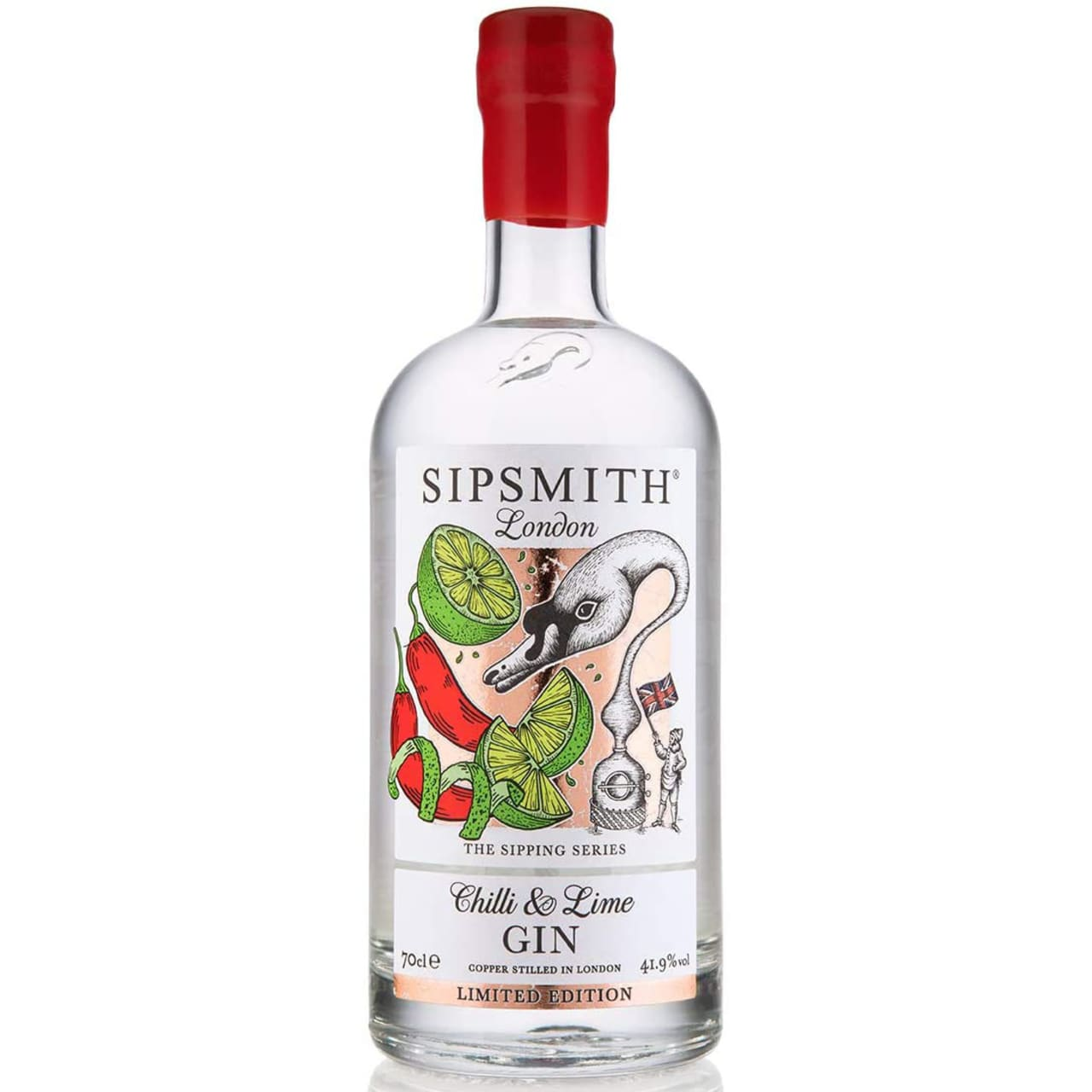 Product Image - Sipsmith Chilli and Lime Gin