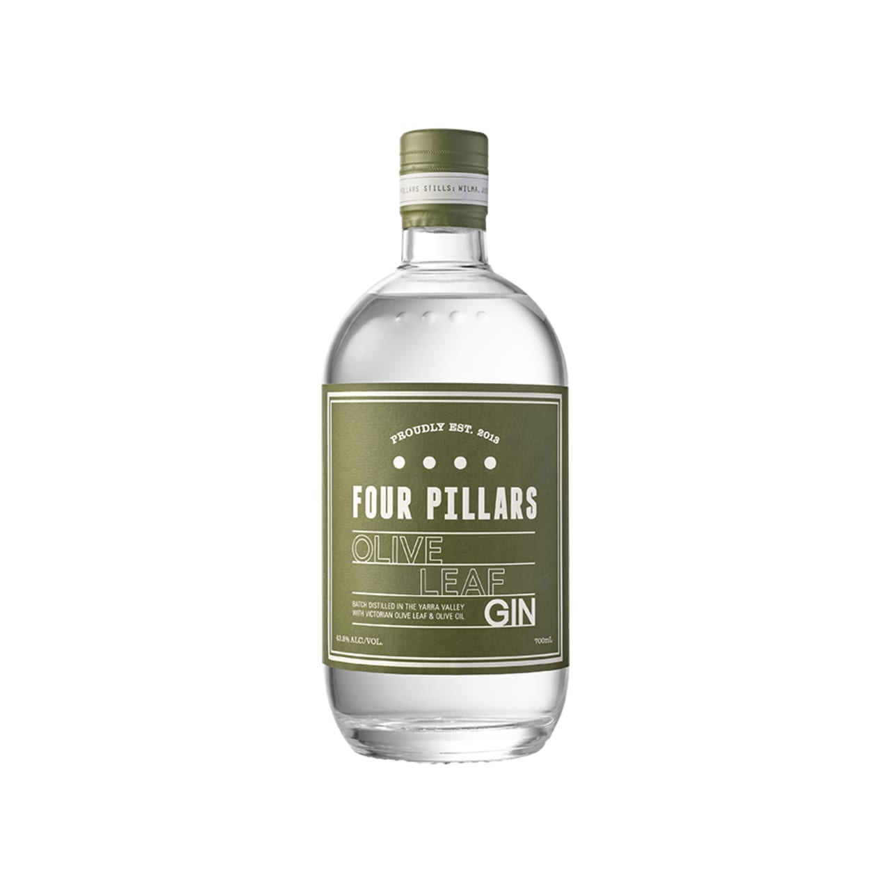 Product Image - Four Pillars Olive Leaf Gin
