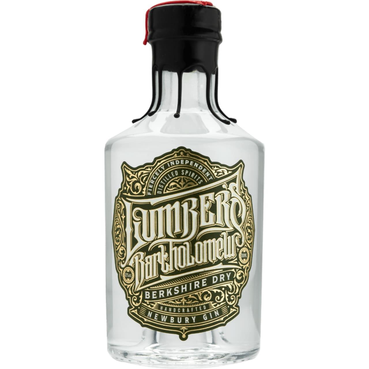 Product Image - Lumbers Bartholomew Berkshire Dry Gin