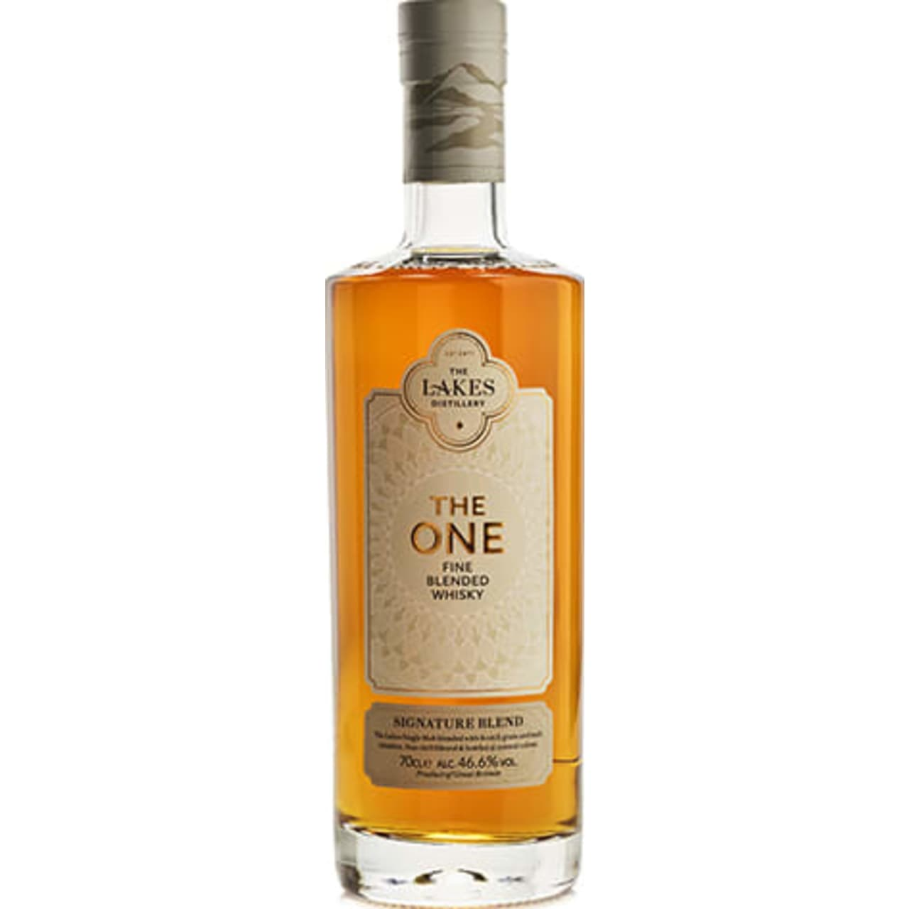 Product Image - The Lakes The One Fine Blended Whisky