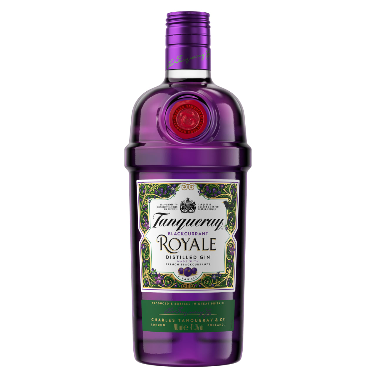 Product Image - Tanqueray Blackcurrant Royal