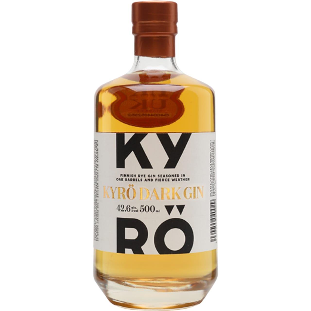 Product Image - Kyrö Dark Gin
