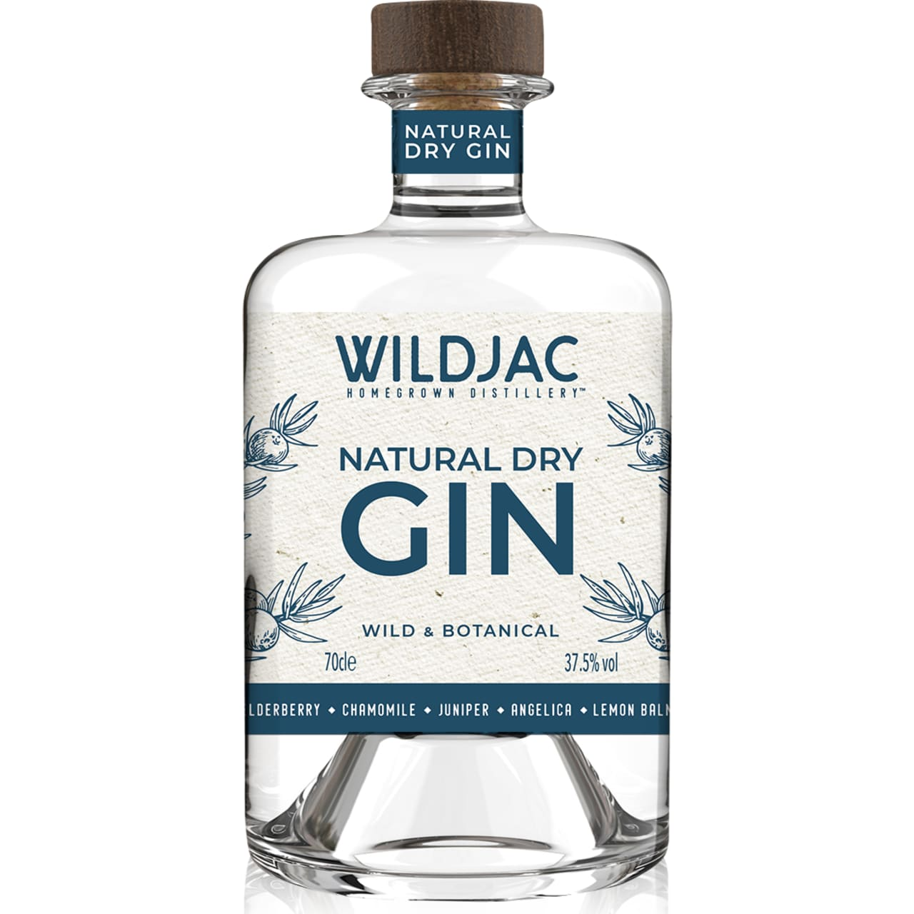 Product Image - Wildjac Natural Dry Gin