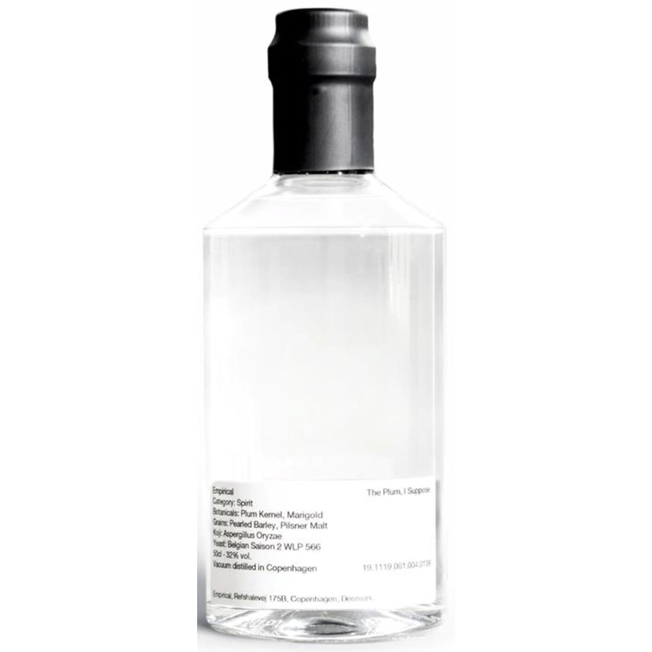 Product Image - Empirical Spirits The Plum