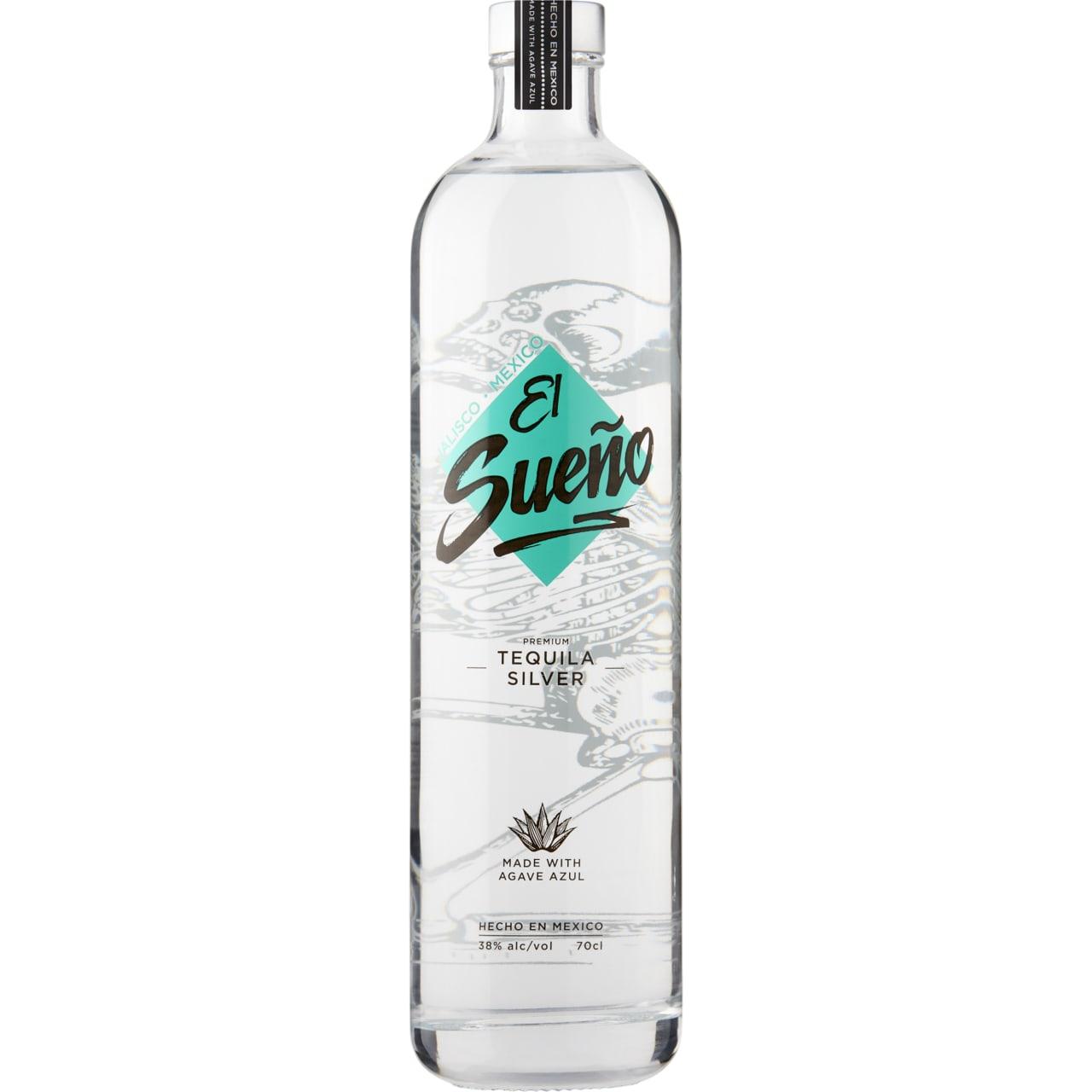 Product Image - El Sueño Tequila Silver