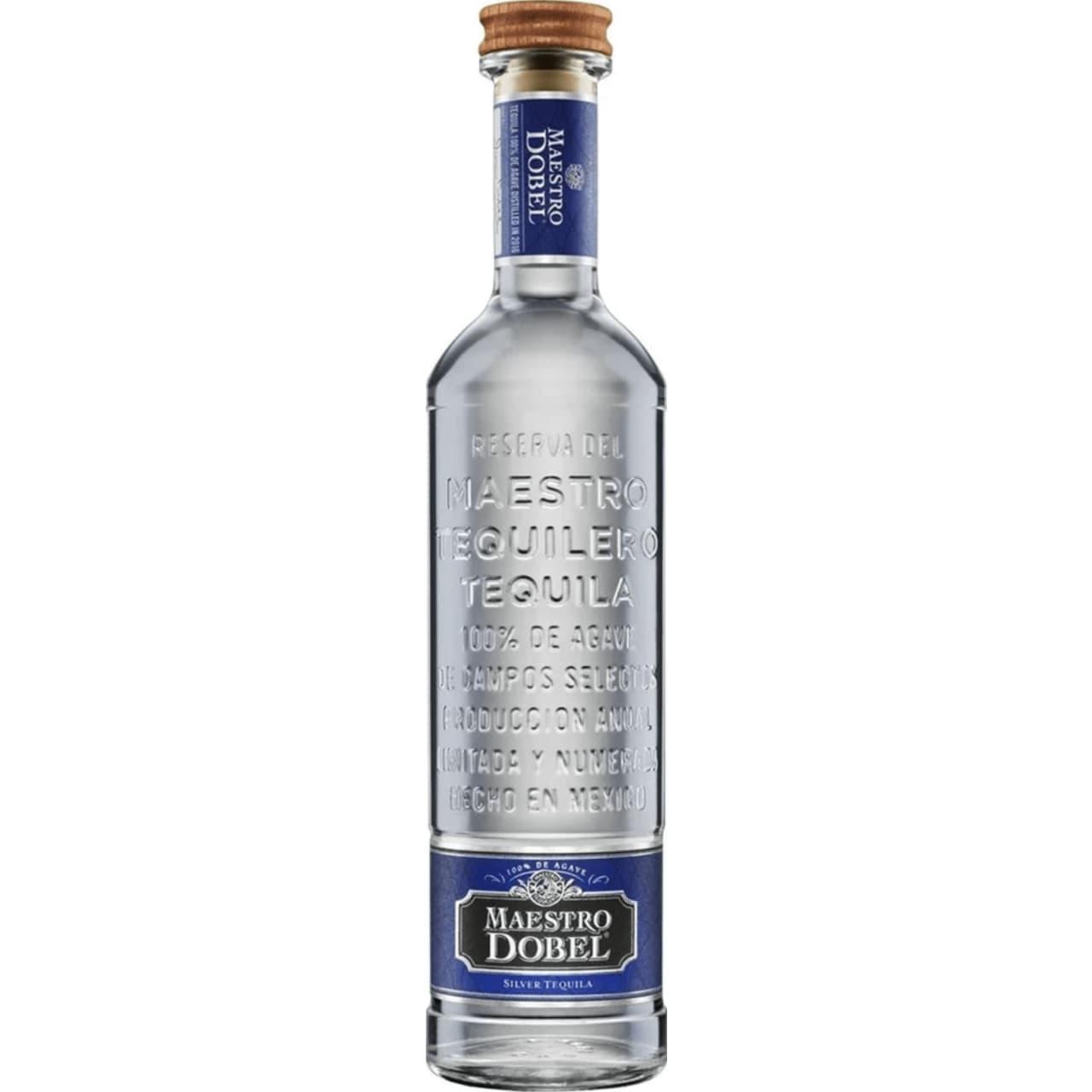 Product Image - Maestro Dobel Silver Tequila