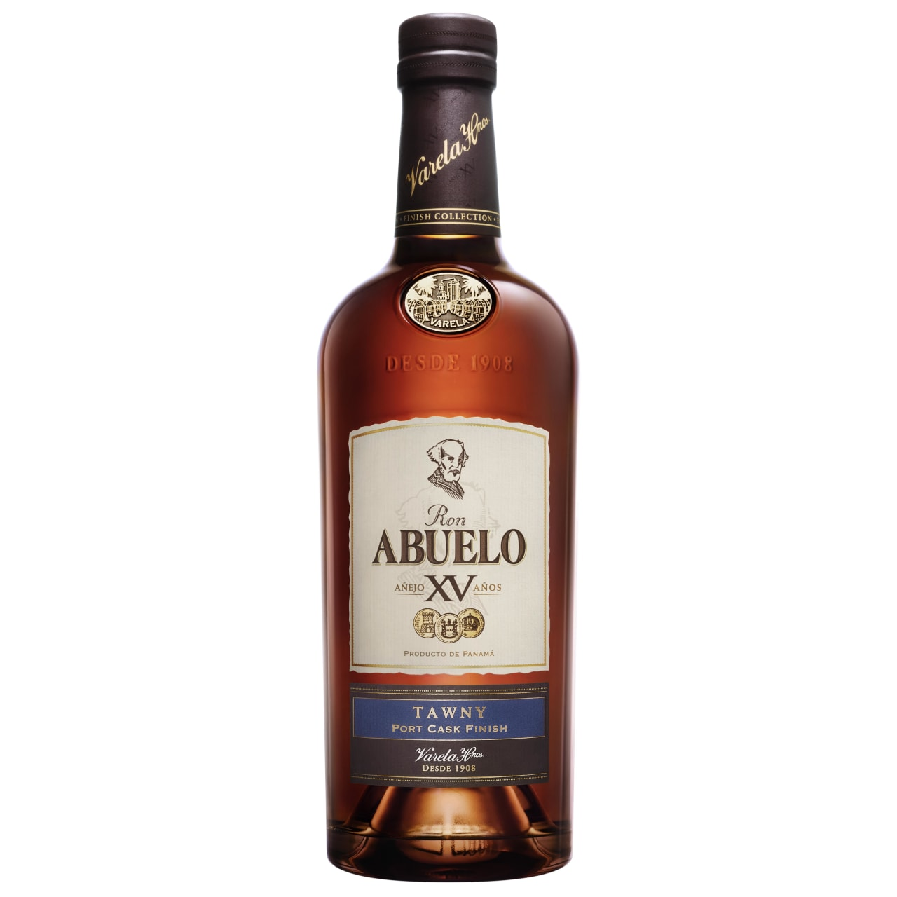 Product Image - Ron Abuelo XV Tawny Port Finish Rum