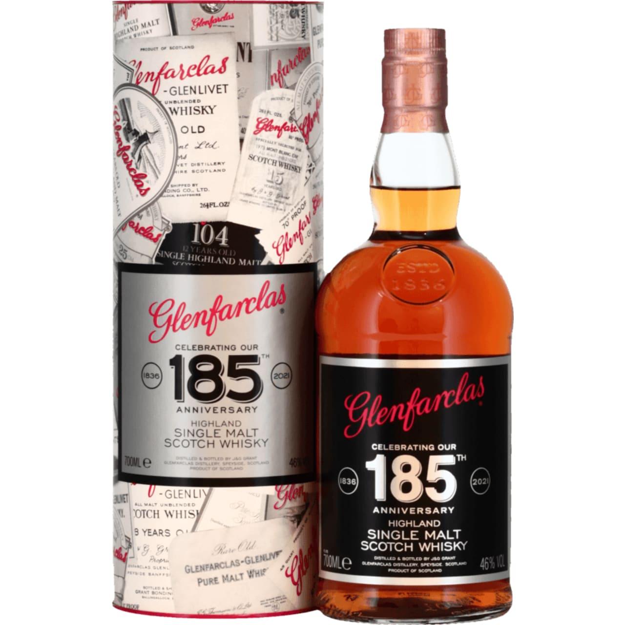 Product Image - Glenfarclas 185th Anniversary Bottling