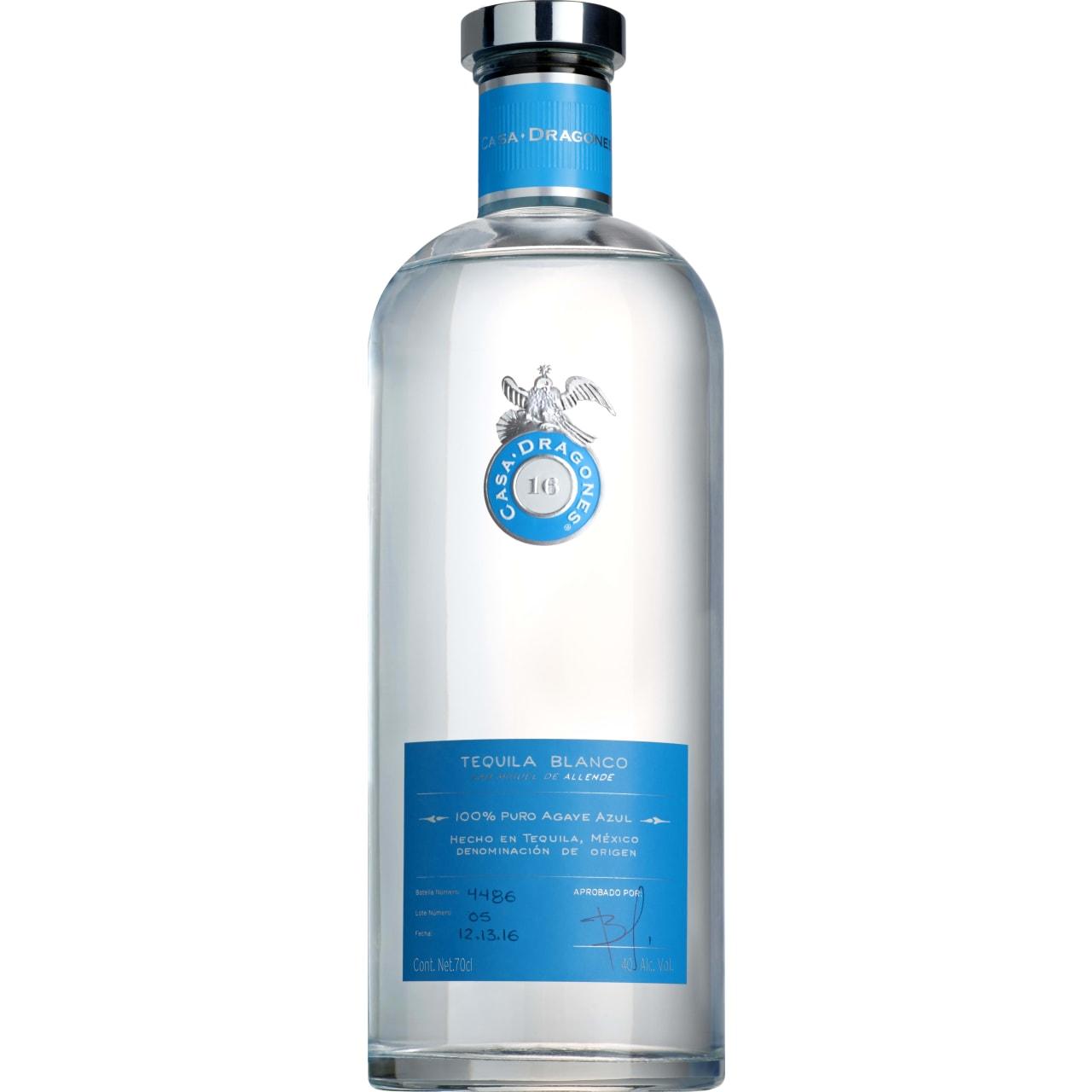 Product Image - Casa Dragones Blanco Tequila