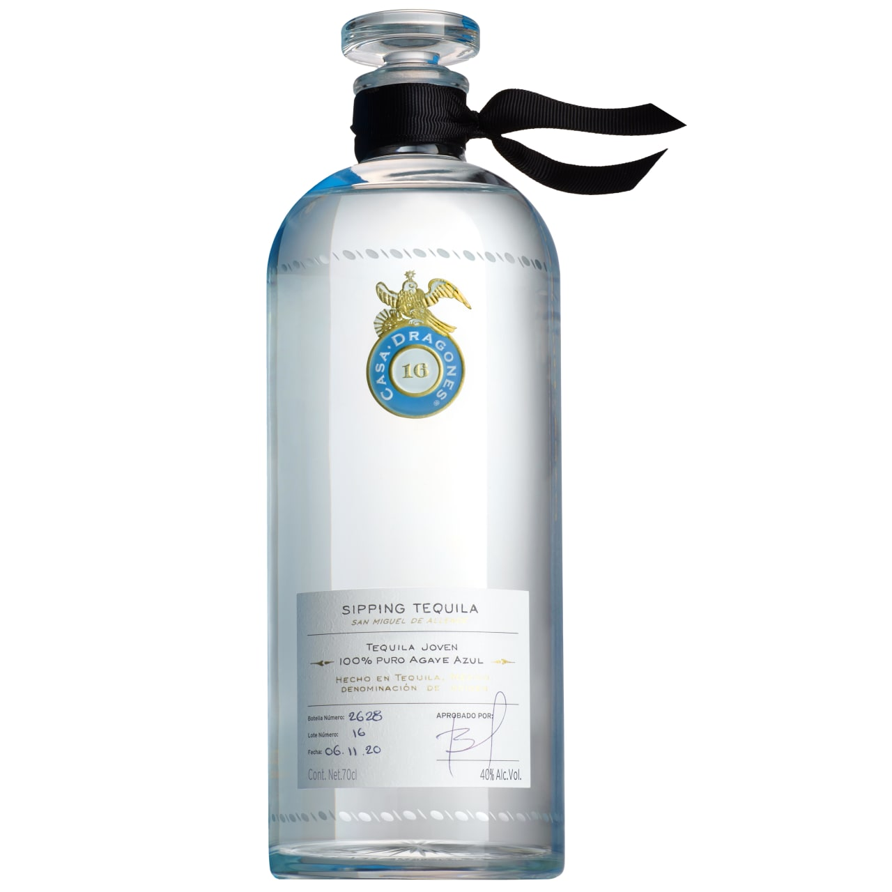 Product Image - Casa Dragones Joven Tequila