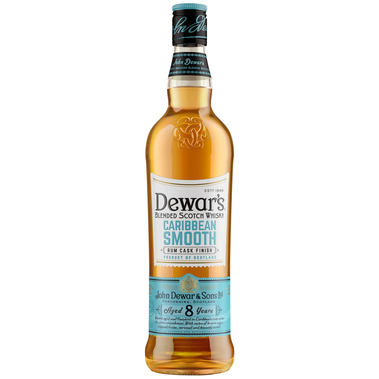 Product Image - Dewar's Caribbean Smooth Whisky