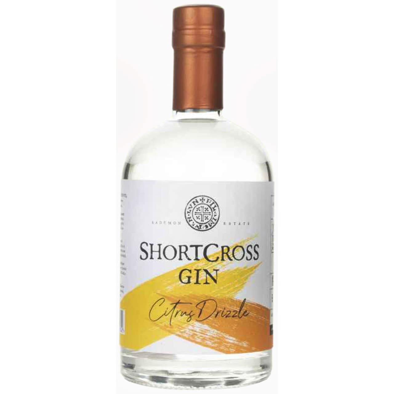 Product Image - Shortcross Citrus Drizzle Gin