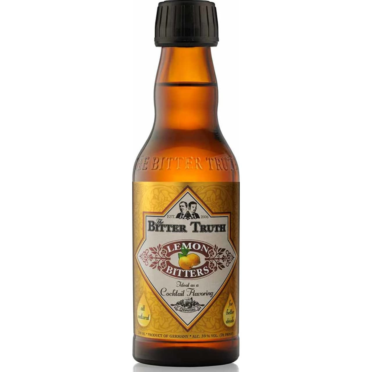 Product Image - The Bitter Truth Lemon Bitters