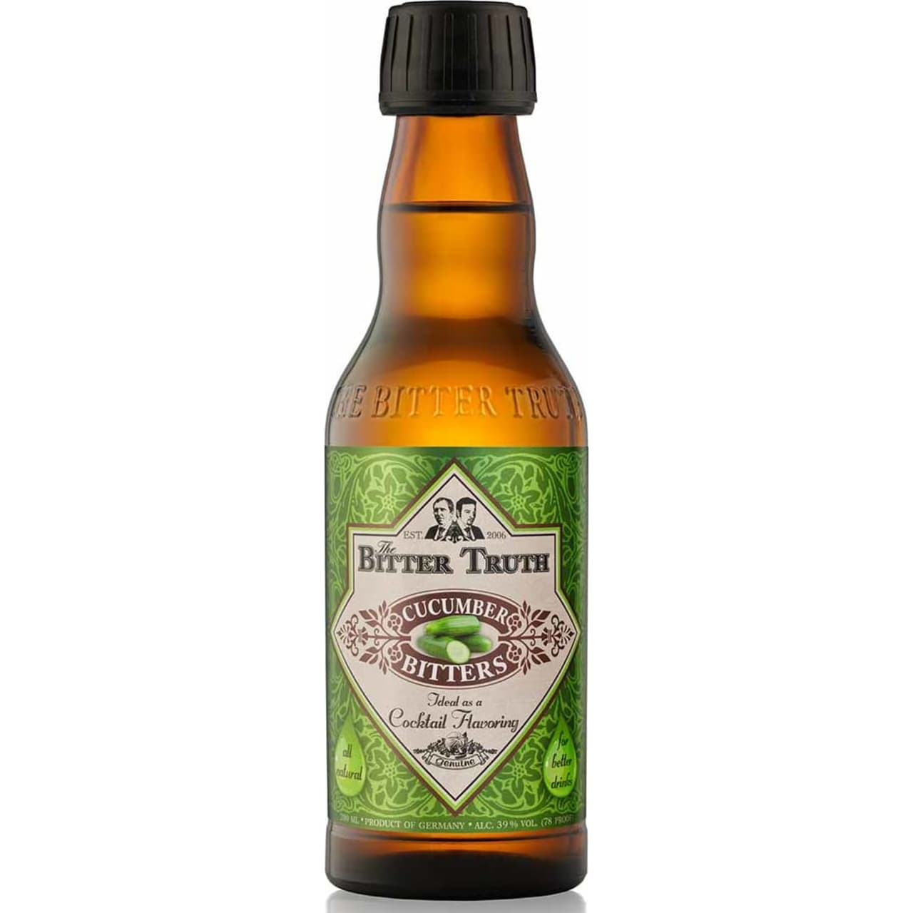 Product Image - The Bitter Truth Cucumber Bitters