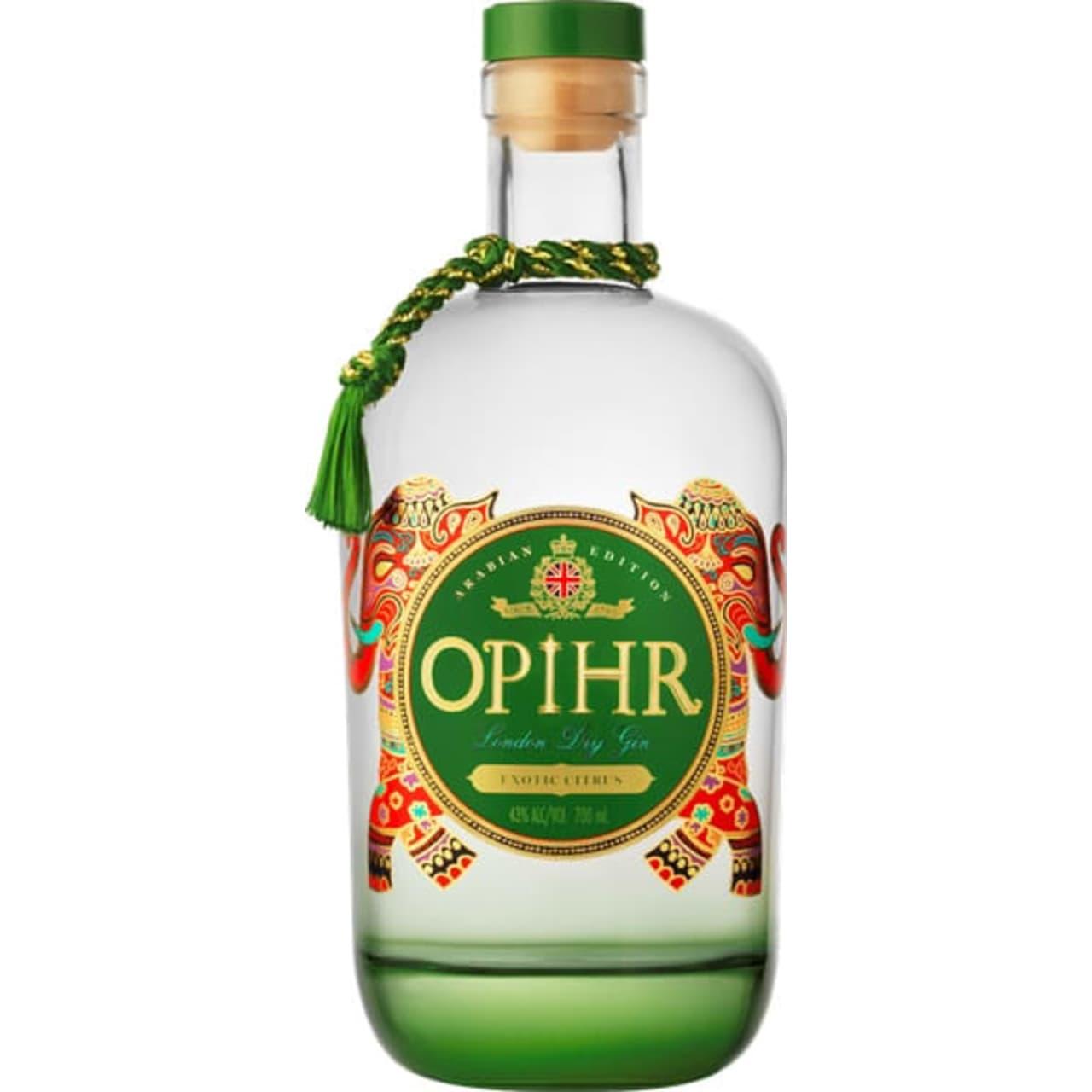 Product Image - Opihr Arabian Edition Gin