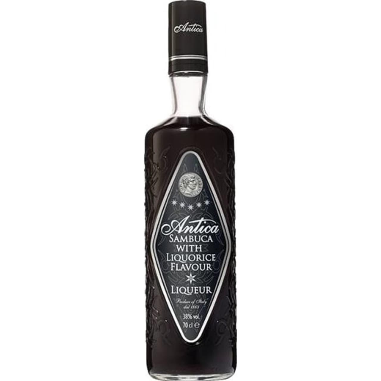 Product Image - Antica Black Sambuca