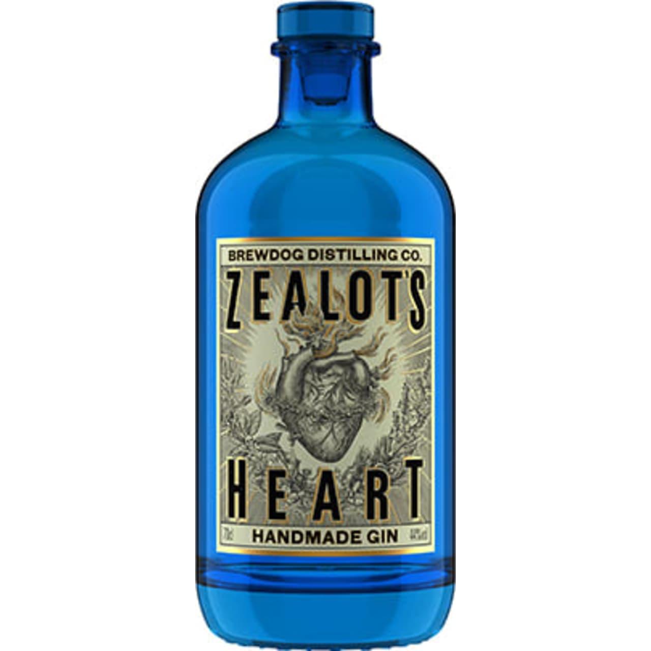 Product Image - Zealots Heart Gin