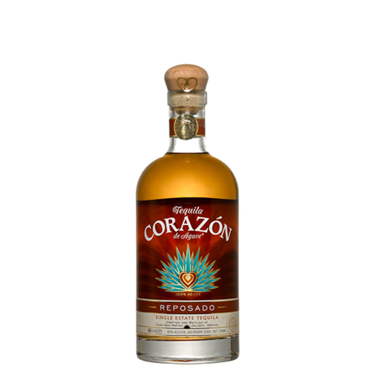 Product Image - Corazón Reposado Tequila