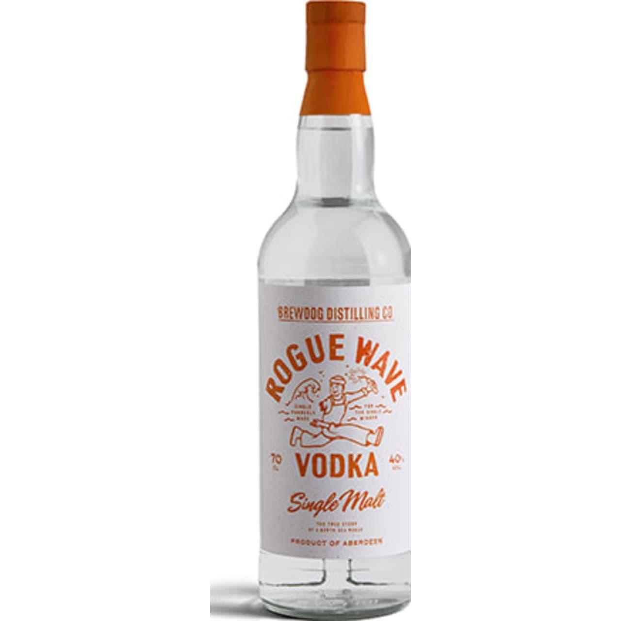 Product Image - Rogue Wave Vodka