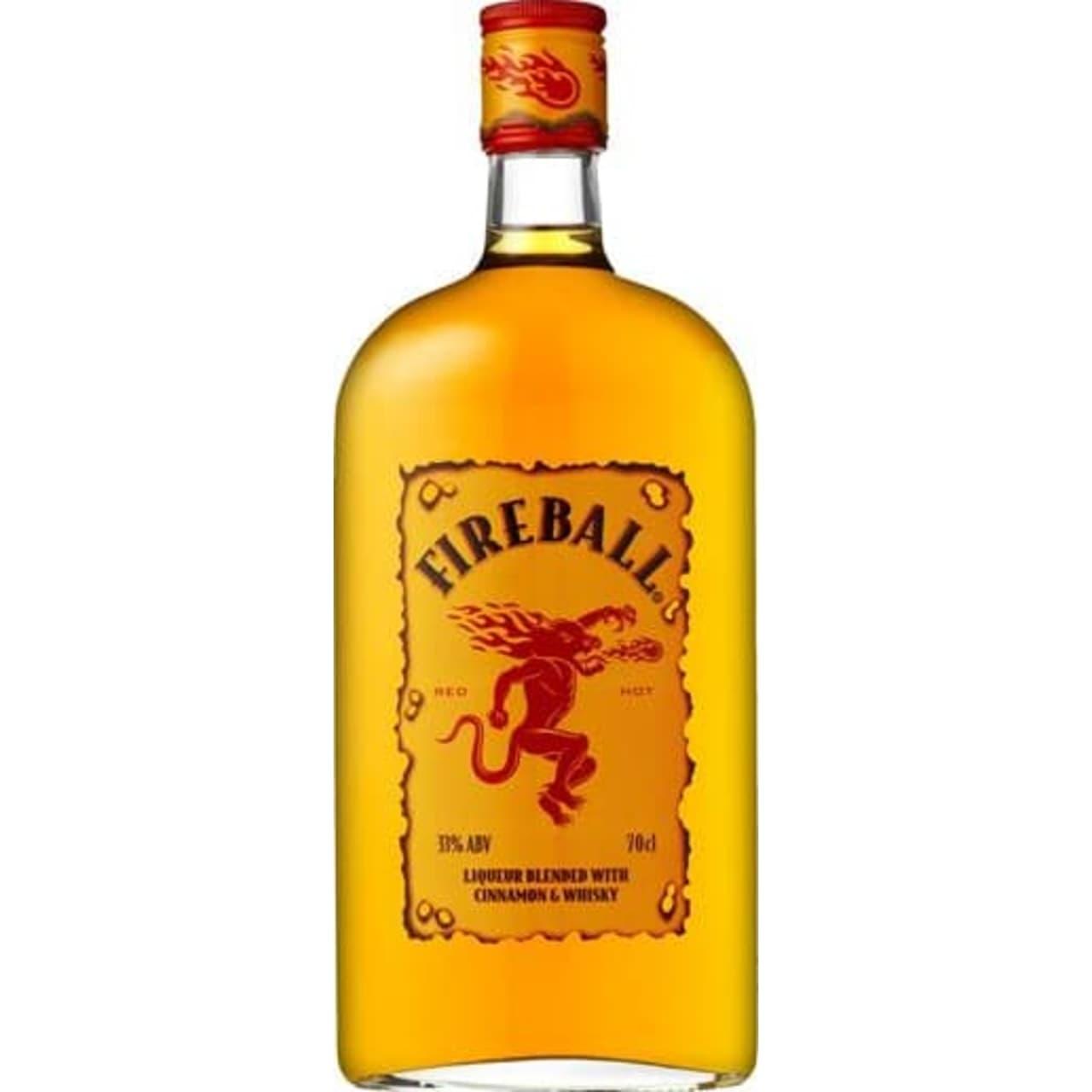 Product Image - Fireball Cinnamon Whiskey Liqueur