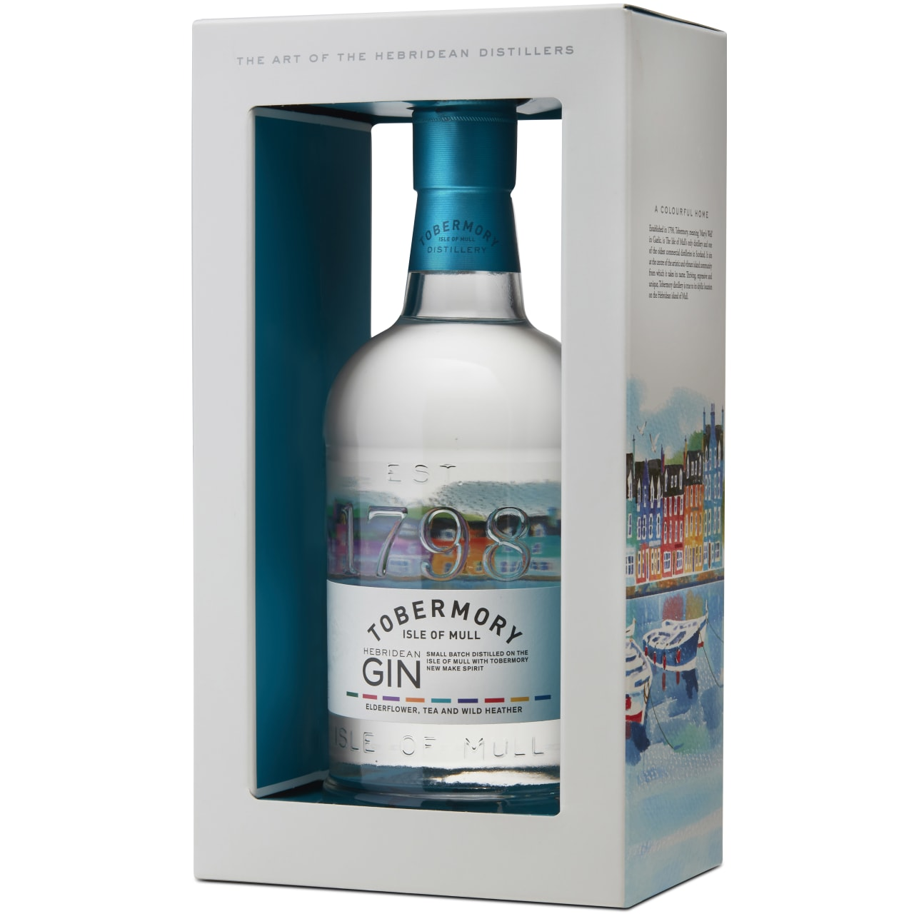 Product Image - Tobermory Hebridean Gin Gift Pack