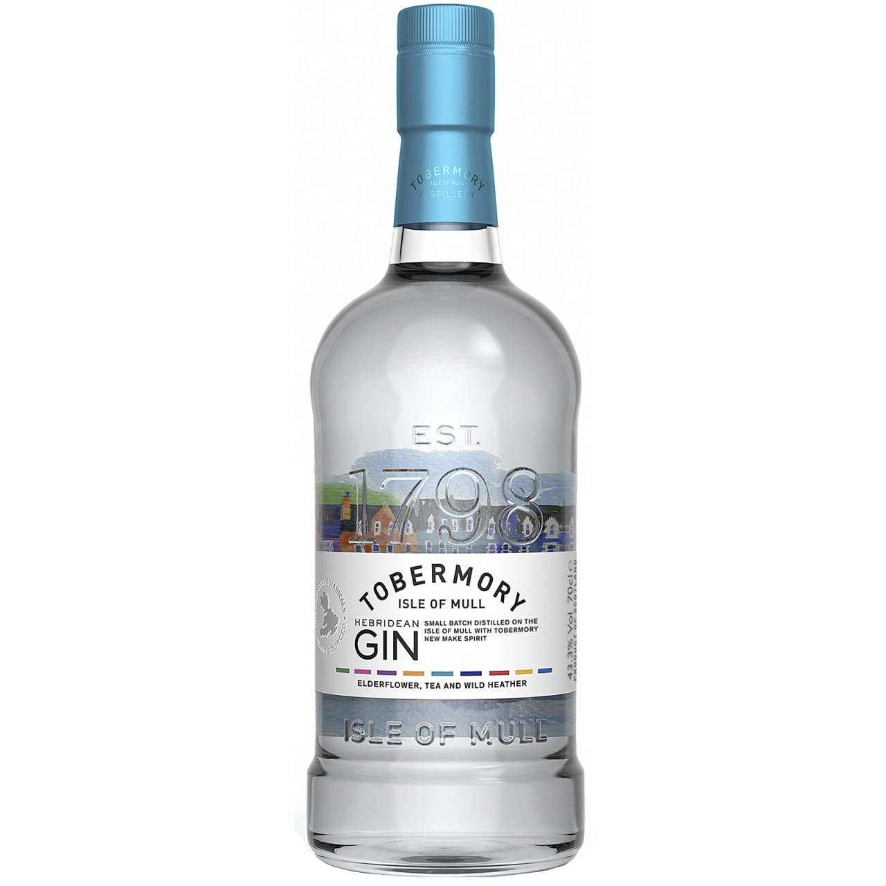 Product Image - Tobermory Hebridean Gin