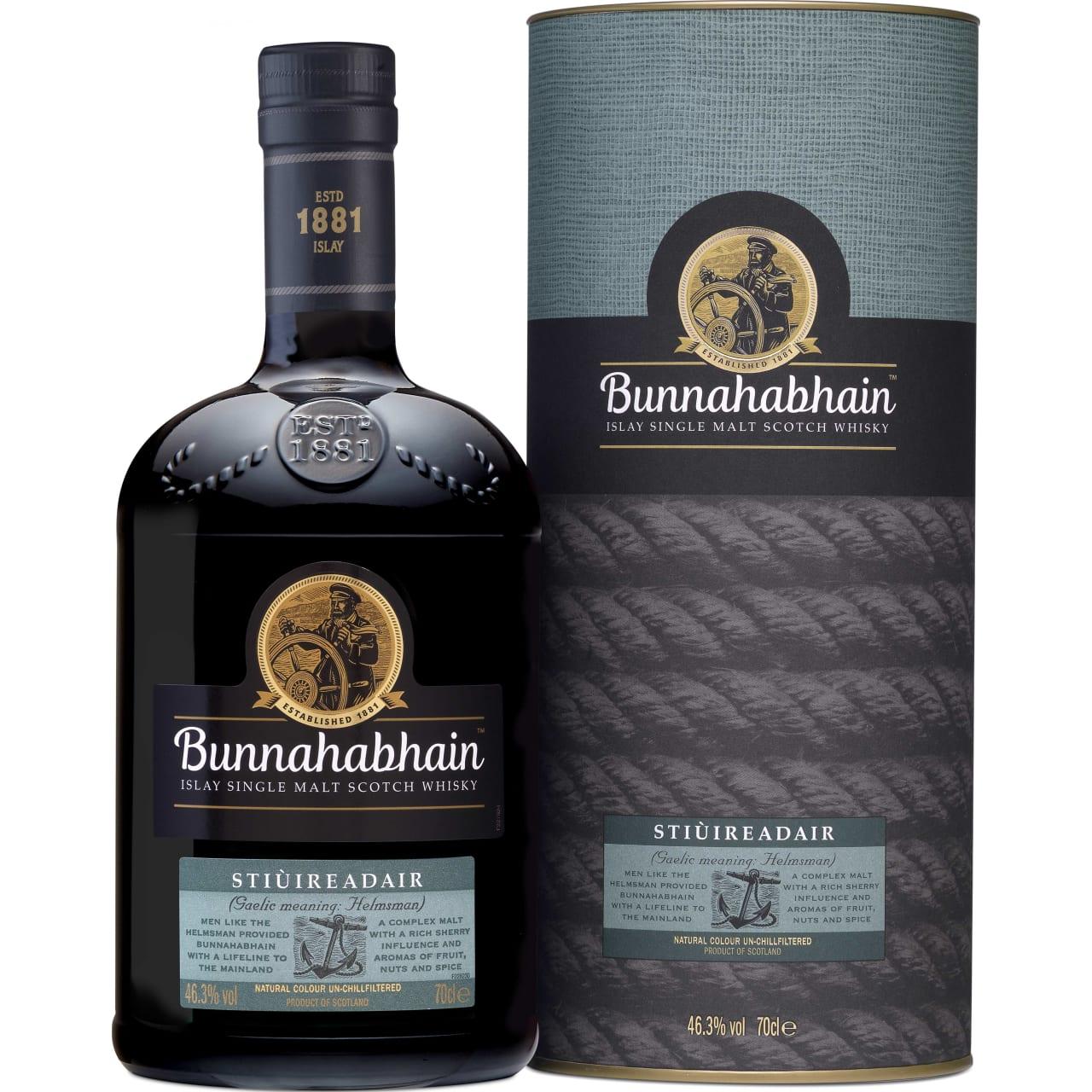Product Image - Bunnahabhain Stiuireadair Whisky