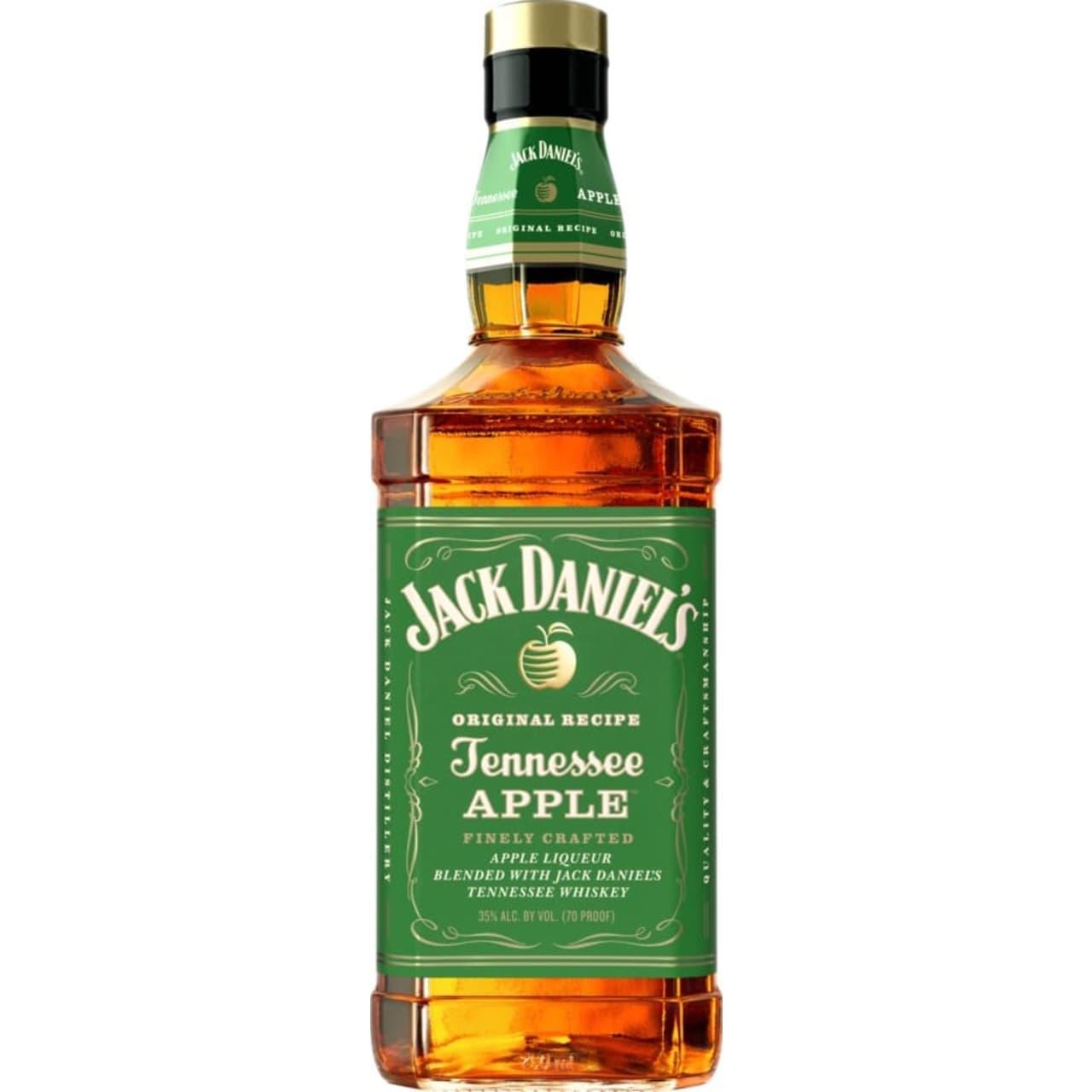 Product Image - Jack Daniels Tennessee Apple Liqueur