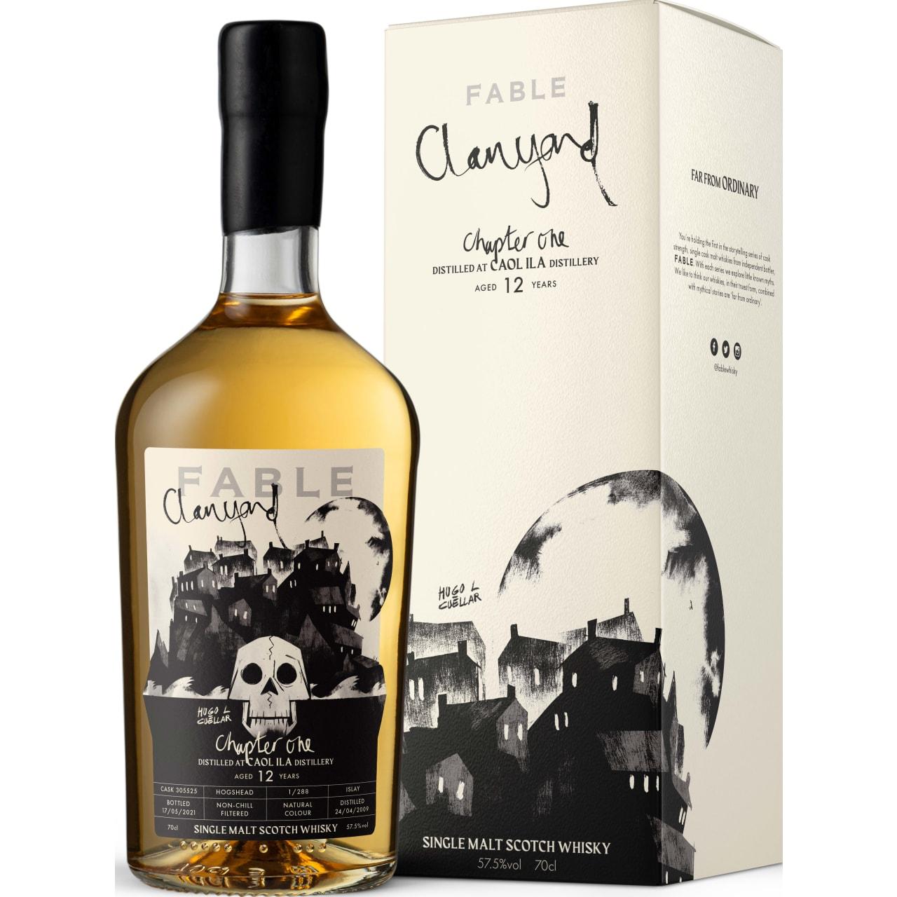 Product Image - Fable Chapter 1 Clanyard, Caol Ila 12yo Whisky