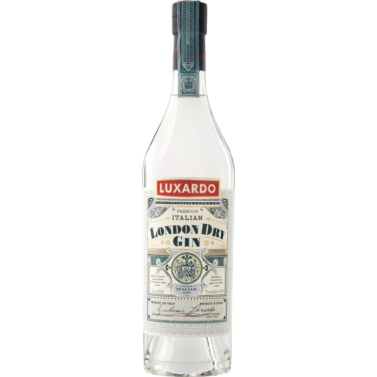 Product Image - Luxardo London Dry Gin